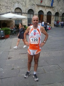 Maurizio Ciolfi Presidente Maraton