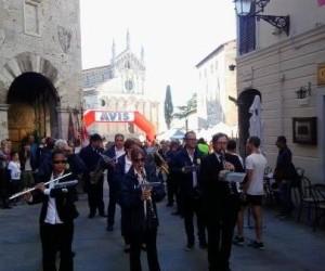 La Banda per i Festeggiamenti del 4 Novembre